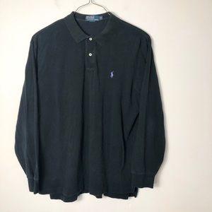 Polo by Ralph Lauren men's long sleeve polo shirt